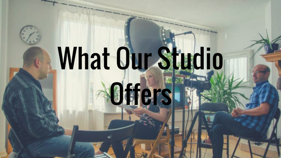 What Our Studio Offers