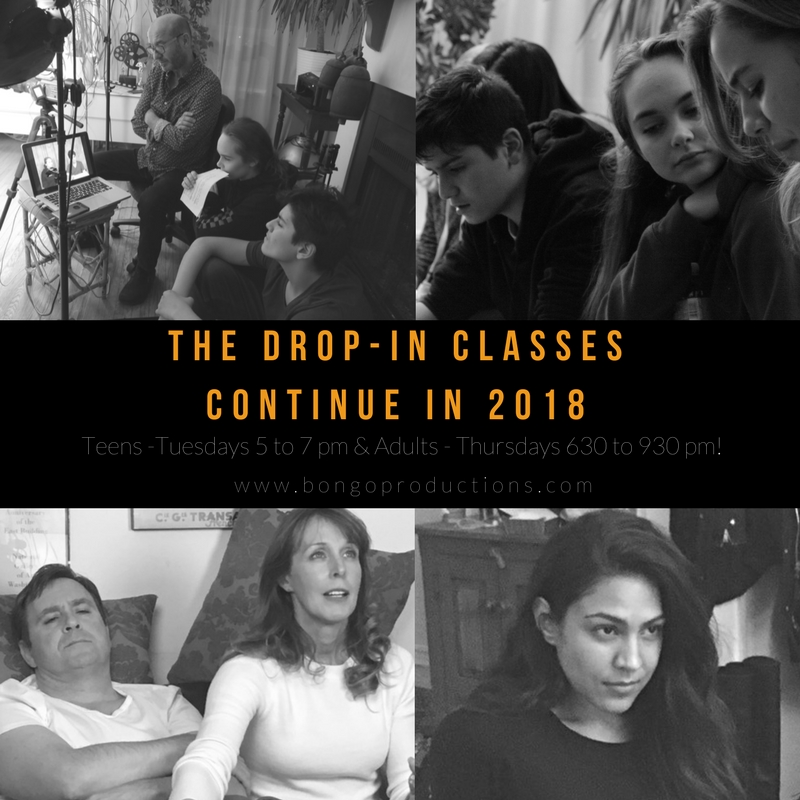 The Classes Continue
