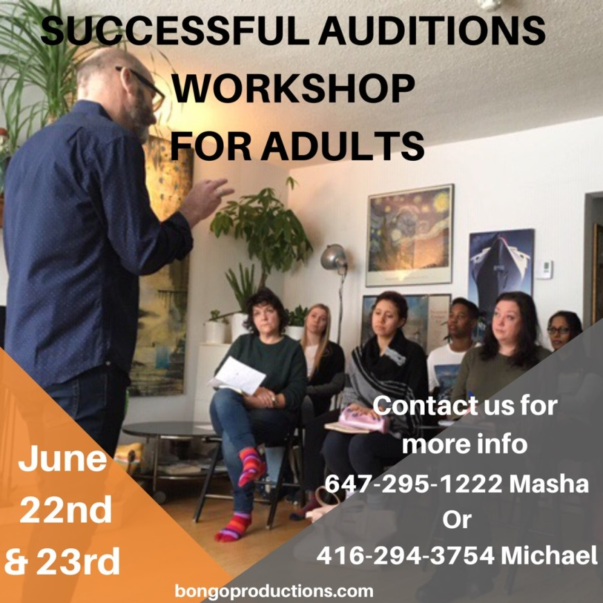 SUCCESSFUL AUDITION WORKSHOP FOR ADULTS(1)